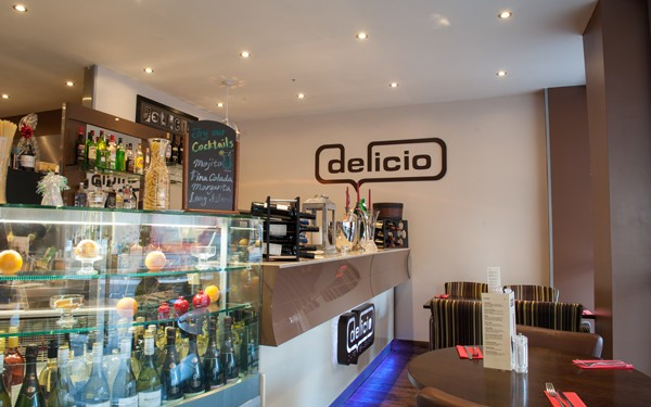Delicio Restaurants Takeaway Menu