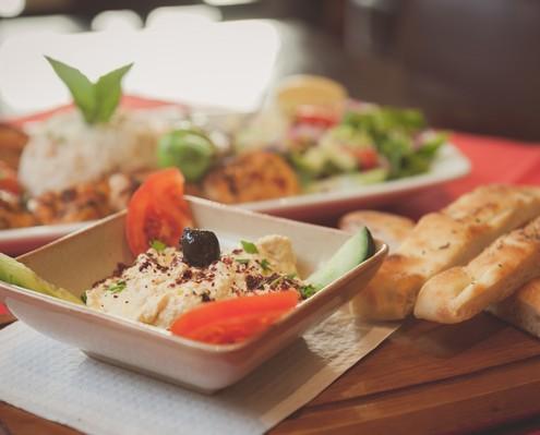 Delicio Restaurants Lunch Menu